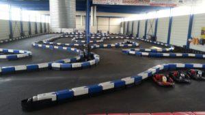 Piste Circuit Jura Sud Kart intérieure