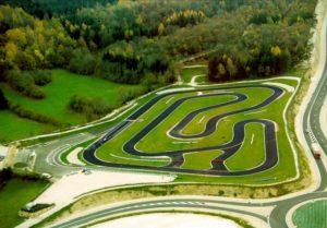 Piste circuit Jura Sud Kart