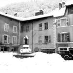 Moirans Pl de Verdun hiver 47