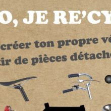 Vélo, je re'cycle